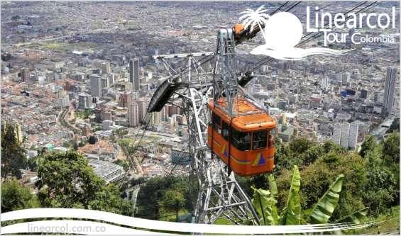De turismo por bogota colombia