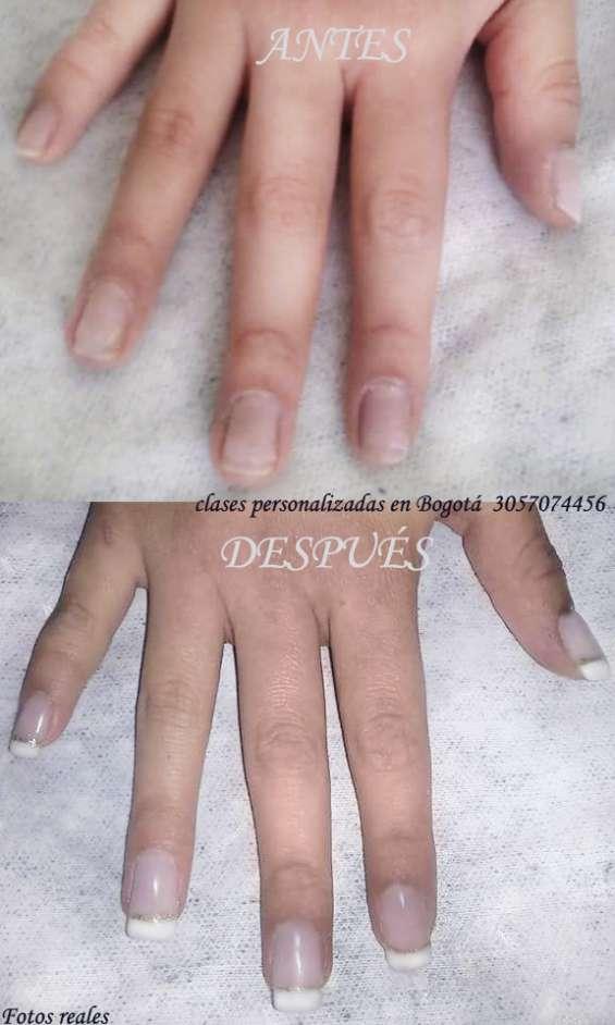 Curso de manicure y pedicure bogotá