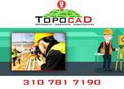 Ofrecemos servicios de topografía e ingeniería vías urb y rurales