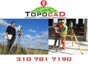 Servicios de topografía e ingeniería   ambiental