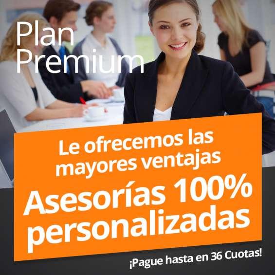 ¡adquiere ahora tu página web! plan premium