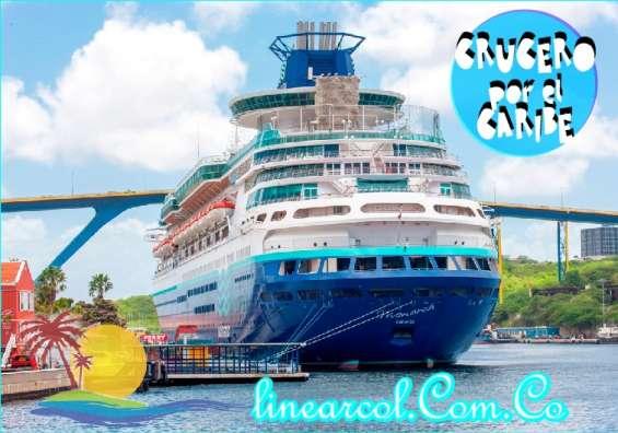 Cruceros por el caribe plan todo incluido