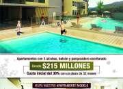 Espectacular apartamento Bosques del Venado en Bucaramanga