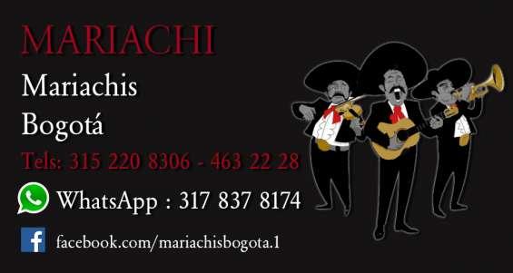 Bogotá mariachi nueva alborada super económico precios desde 125