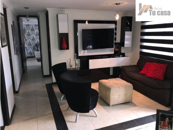 Apartamento 108 m2. asi es tu casa