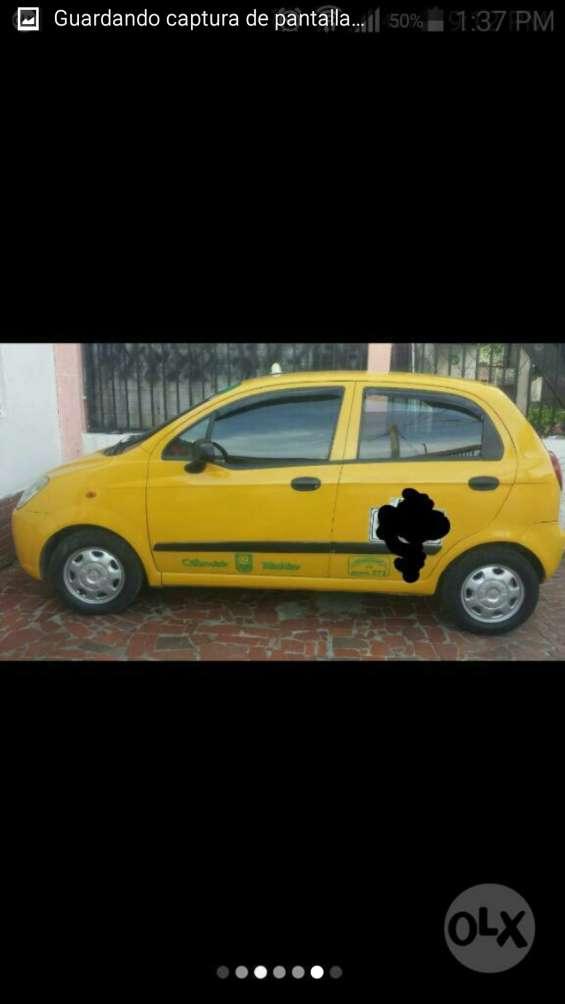 Taxi 2011 de cucuta spark $33.000.000