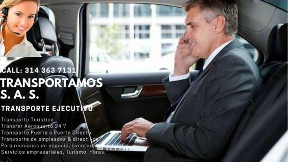 Servicio de transporte especial en bogota villavicencio ibague taxi vans bus