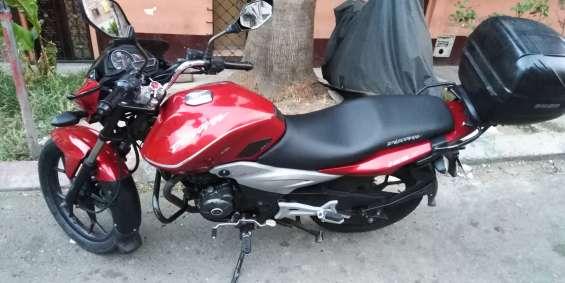 Gran oferta! vendo moto bajaj discover 125 st style edición limitada