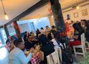 Restaurante bar en el poblado - medellín