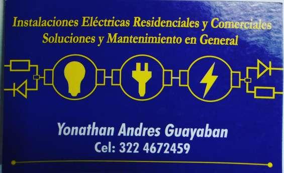 Montajes eléctricoss