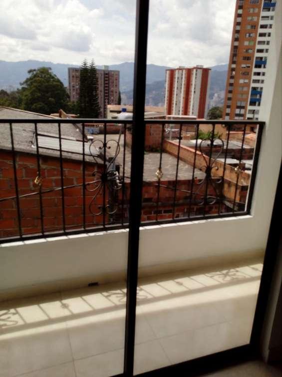 Dos balcones linda panorámica