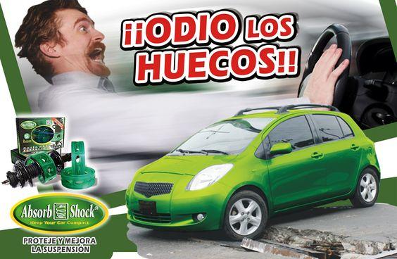 Amortiguador absorb shock reductor de golpes para todo carro