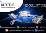 Venta,reparación y mantenimiento de teléfono.