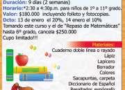 Curso ortografía, compr lect y caligrafía