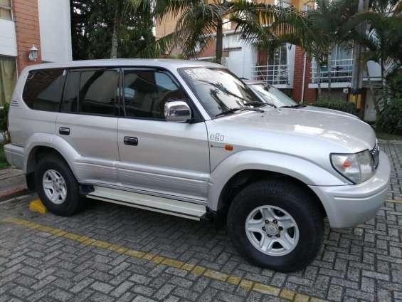 Toyota prado vk 2005 excelente estado