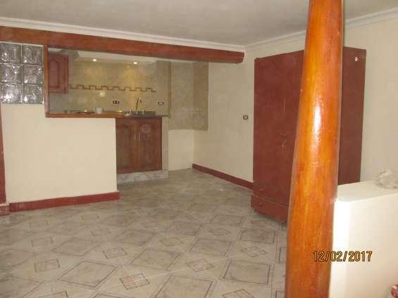 Alcoba. salita, cocineta integral, closet, zona ropas, un baño