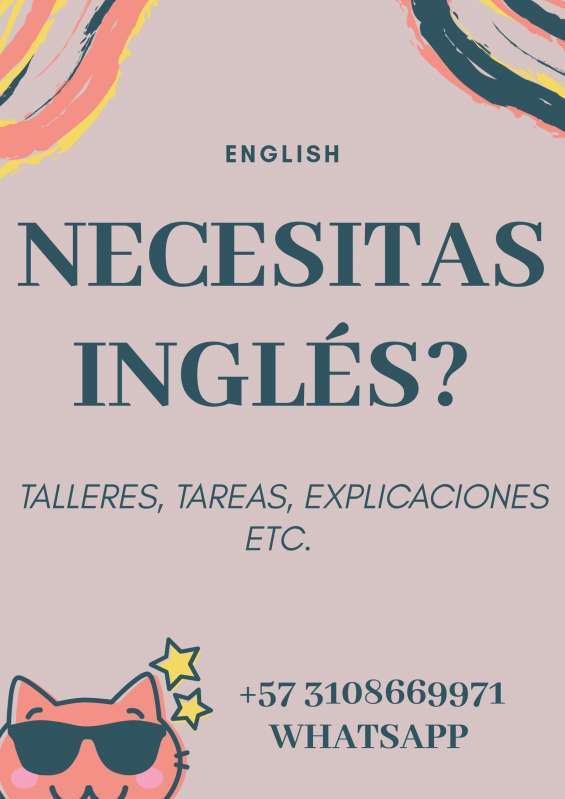 Ingles como apoyo